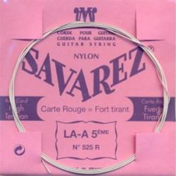 Savarez Carta Roja 525R 5ª Clásica HT