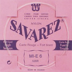 Savarez Carta Roja 526R 6ª Clásica HT