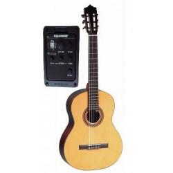 Martínez MFG-RS CE Guitarra Flamenca Palosanto EQ Fishman PSY-101