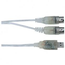 Cable Interface QABL Int USB-MIDI 100/C
