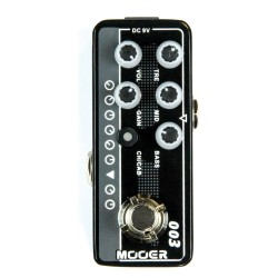Pedal MOOER MICRO PREAMP 003 Power-Zone