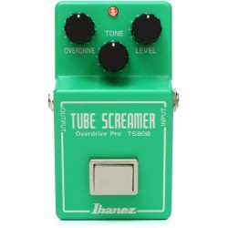 Ibanez TS808 Tube Screamer Overdrive Pro