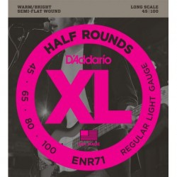 ENR71 XL Half Rounds Regular Light [45-100]