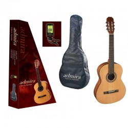 Pack Guitarra Admira Alba 3/4