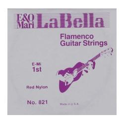 La Bella 821 1ª Flamenco Roja