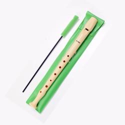 Flauta HOHNER Plástico Digitación Alemana 1 Pieza
