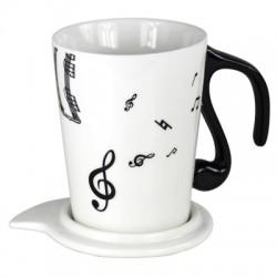 Taza Notas Musicales