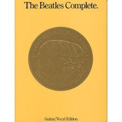 The Beatles Complete Guitar/Vocal Edition