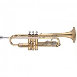 Trompeta de Estudio J. MICHAEL TR200 Lacado