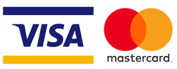 Pago mediante Visa o MasterCard